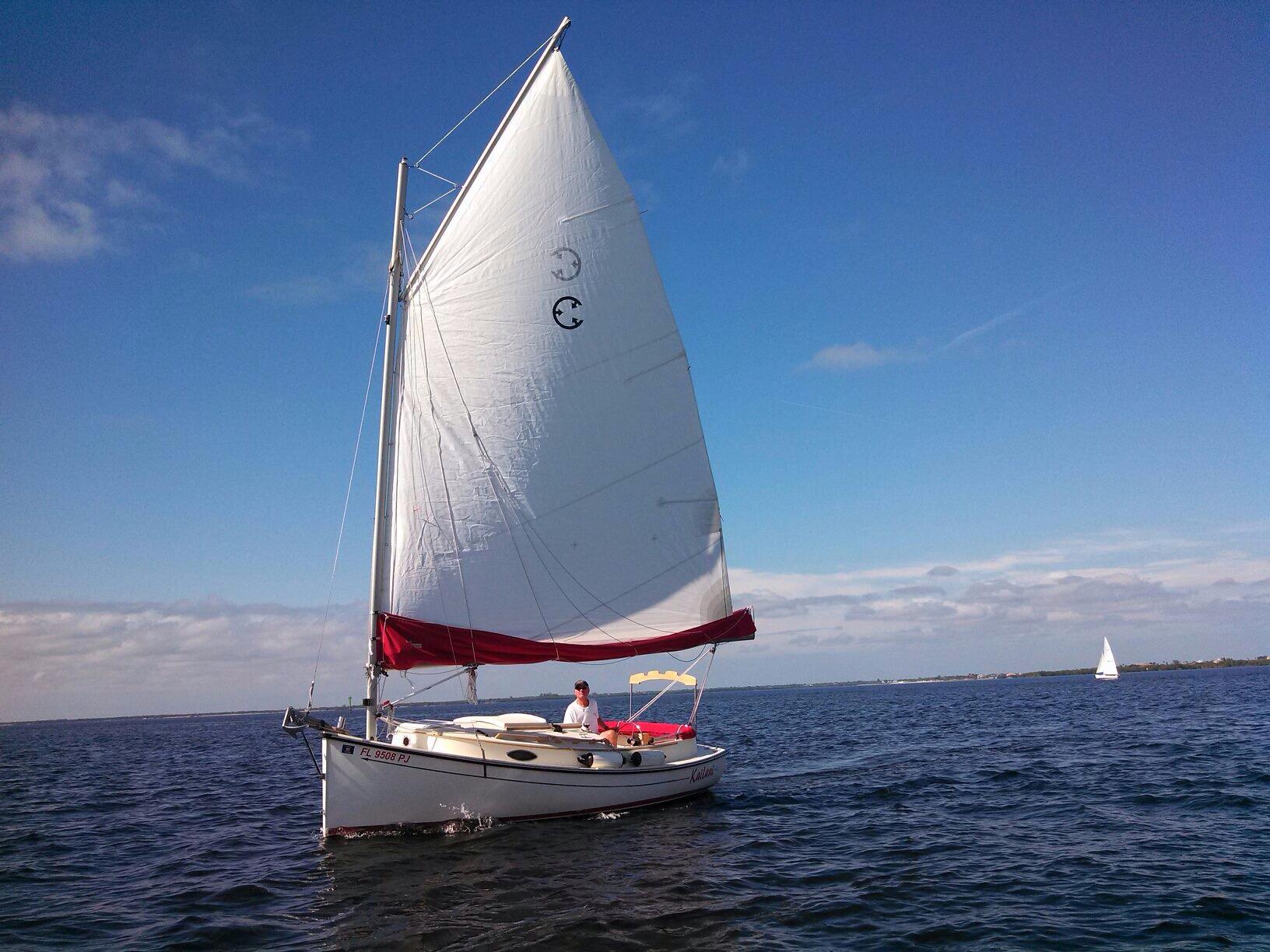 HCatKailani Sailboat Rental Cape Cod
