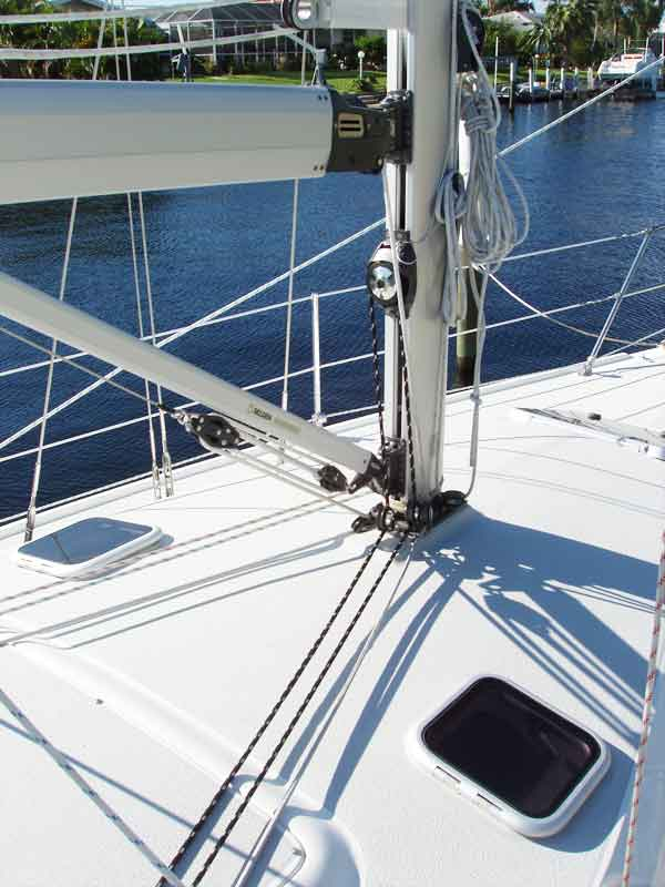 In mast furling mains - the good, bad and ugly - Cruising
