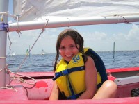 Happy Sailing Student
