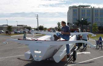 Akas mounted on Multi 23