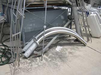Aluminum Davits