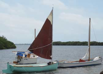 Americraft Catboat
