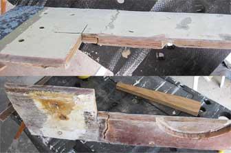 Broken Deck