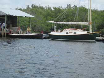 Catboat Nadine