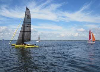 Chamber of Commerce Sailing Day