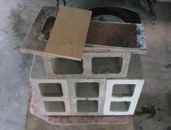 Concrete Clamp