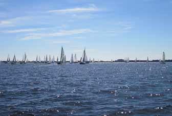 Conquistador Cup Regatta Fleet