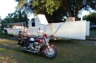 Cowmaran Motorcycle