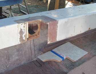 Deck Reinforcement