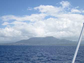 Dominican Mountain
