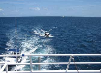 Dominican Fishermen Follow