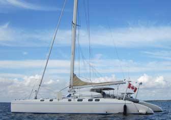 Etincelle 60 Catamaran
