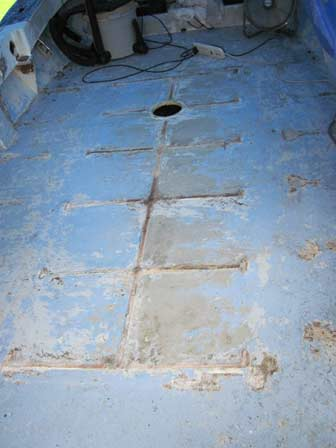 Fluke Deck Clear