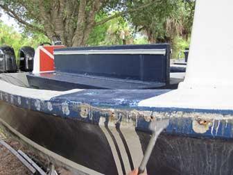 Fluke Starboard Hull Deck