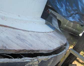 Grinding Side Repair