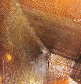 Gusset Deck Underside