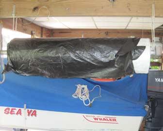 Hanging Fiberglass Roll