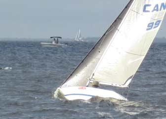 Harken 2.4 Upwind