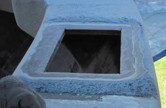 Hawse Hole Bevel