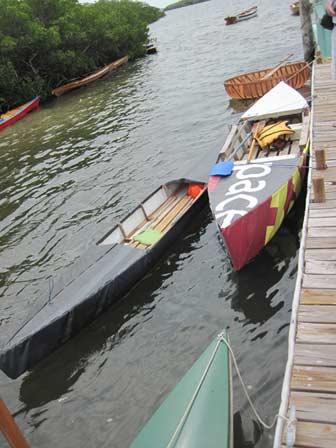 Junk Kayaks