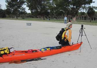 Kayak Video Blogger