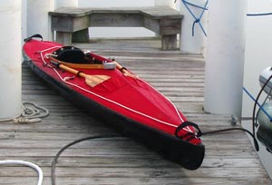 Folding Klepper kayak