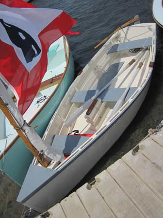 Lamp Boatworks Skiff