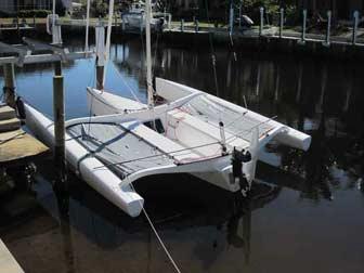 Multi 23 docked