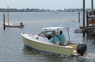 Outboard Rumrunner