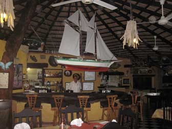 Papillon Restaurant Bar