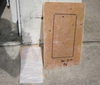 Pec Hawse Deck Patch