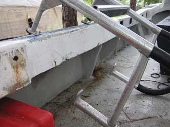 Pec Ladder Crack