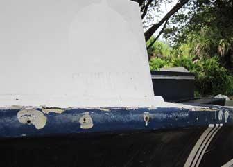 Pec Port Hull Deck Damage