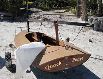 Quack Pearl