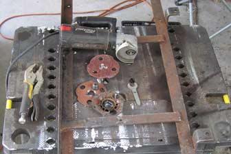 Rotozip Sanding Wheel