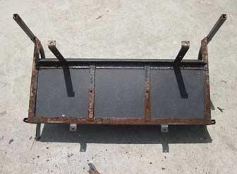 Rusty Frame