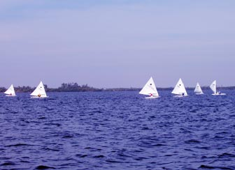 Sunfish National Sailing Competition