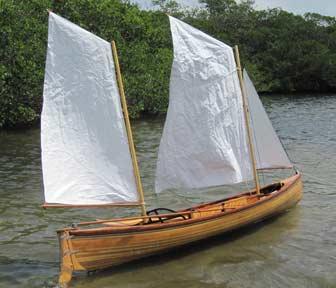 Schooner Canoe