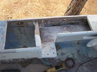 Side Deck Removed