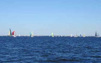 Conquistador Cup Regatta Spinnaker Fleet