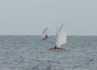 Strange Sailboats