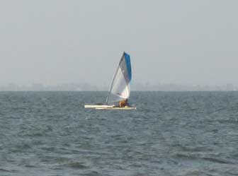 Tandem AI Sailing