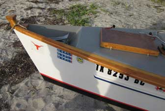 Texas Sailing Skiff