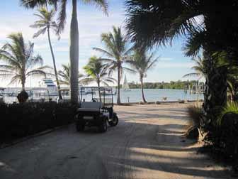 Useppa island scene