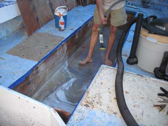 Washing Compartment