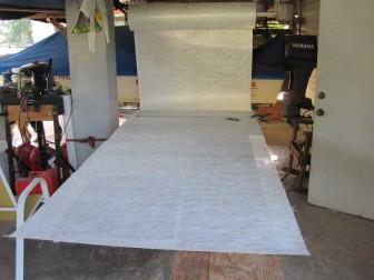 Cutting For Fluke Deck