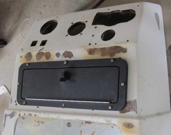 Console Door Dry Fit
