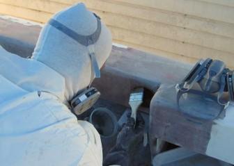Sealing Faceboard Core Edge