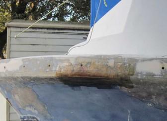 Fluke Port Forward Repair