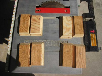 Ladder Box Cleats